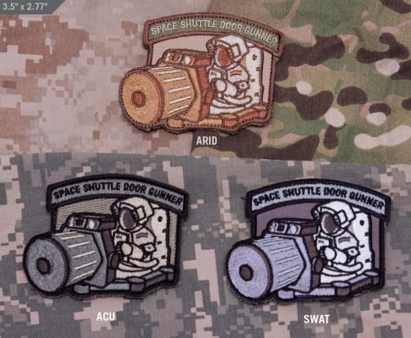 Mil Spec Monkey Patch Shuttle DoorGunner