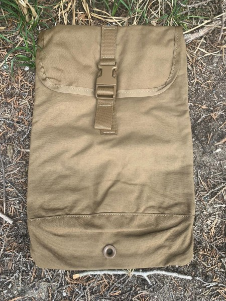 Eagle Industries USMC Hydration Carrier Pouch 3L Molle Coyote