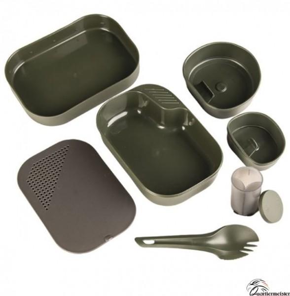 CAMP-A-BOX 7-teilig Oliv