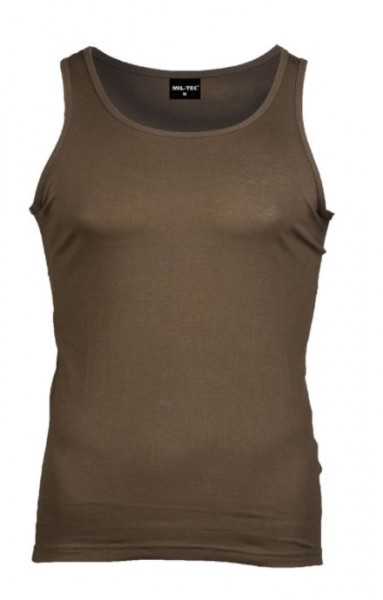 MIL TEC TANK TOP COTTON
