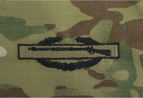 Combat Infantry 1st Award Abzeichen OCP
