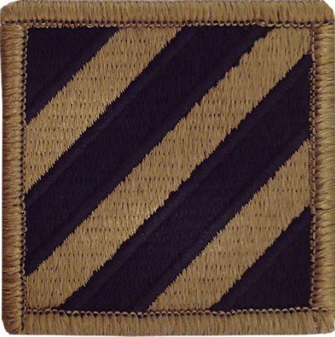 Patch 3rd Infantry Division Klett