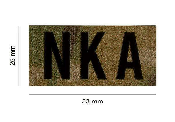 ClawGear IR Infrarot Patch NKA
