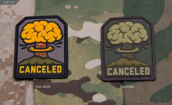 Mil Spec Monkey Patch Canceled PVC