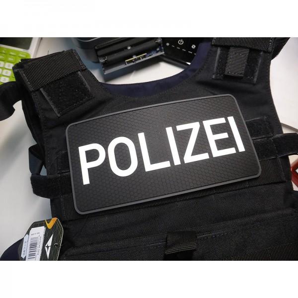 JTG Rückenschild Polizei Patch