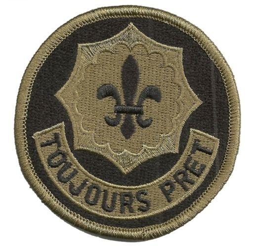 2nd Cavalry Regiment OCP Patch