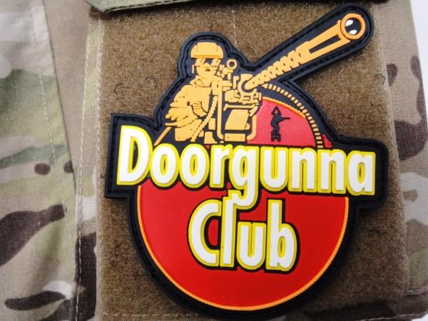 PW Doorgunna Club 3D PVC Patch